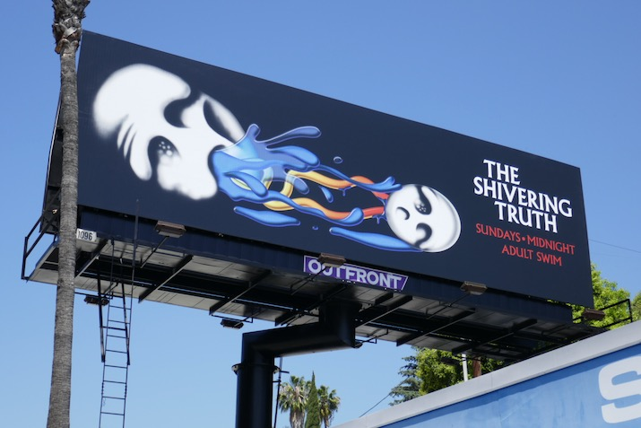 Shivering Truth season 2 billboard