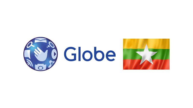 Globe customers in Myanmar may text, call, and use data to connect to their loved ones