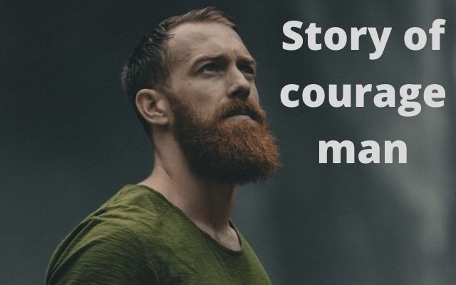 Every job is good || Story of the Courage man