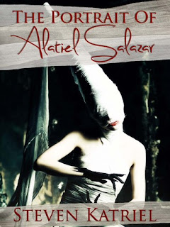 Blog Tour Review & Giveaway Portrait of Alatiel Salazar by Steven Katriel *Horror, 18+*