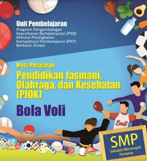 Pada artikel kali ini saya akan membagikan file yang berisikan  Modul PKP PJOK SMP 2019