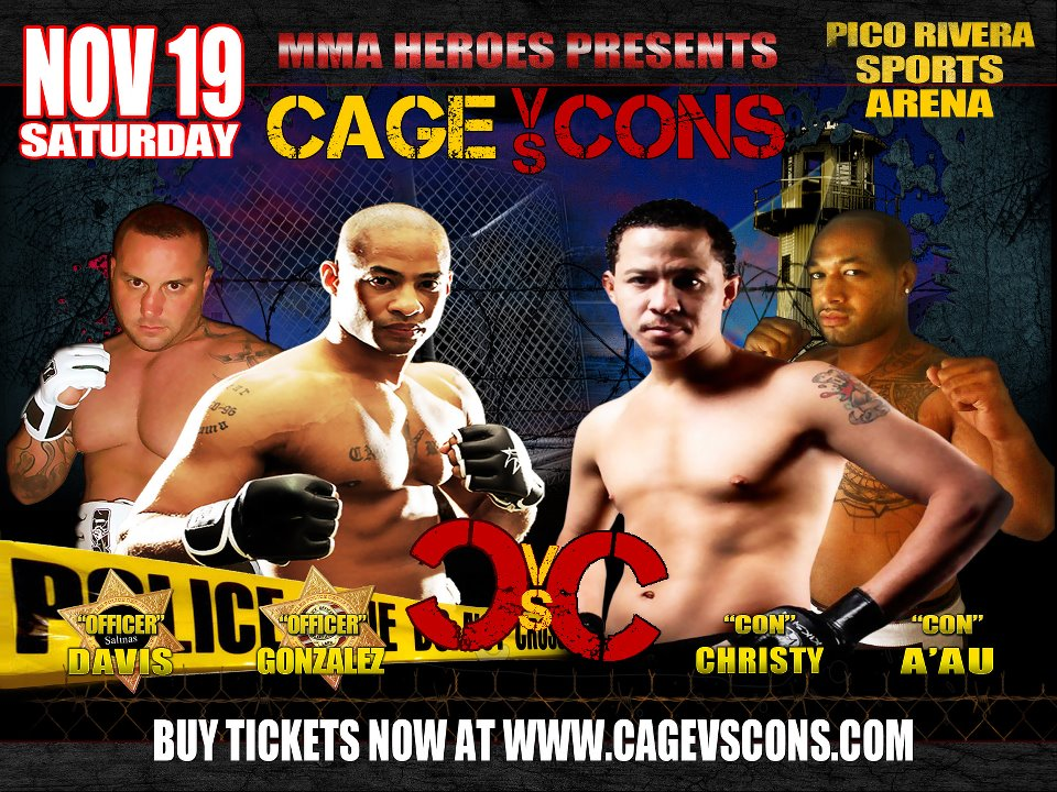cage vs cons 2 mma event mma fighting events videos techniques ufc