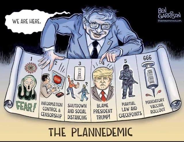 ESCLAVAGE... Demain, tous pucés par Bill Gates, George Soros,  Rockefeller Complot%2Bmondialiste%2Bcoronavirus