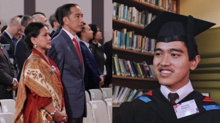 Kaesang Putra Jokowi Disindir Lulus dengan Nilai Pas-pasan