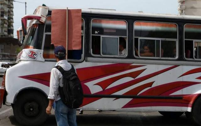 El drama de vivir en Guarenas y trabajar en Caracas