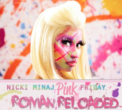 Download CD Nicki Minaj Pink Friday: Roman Reloaded