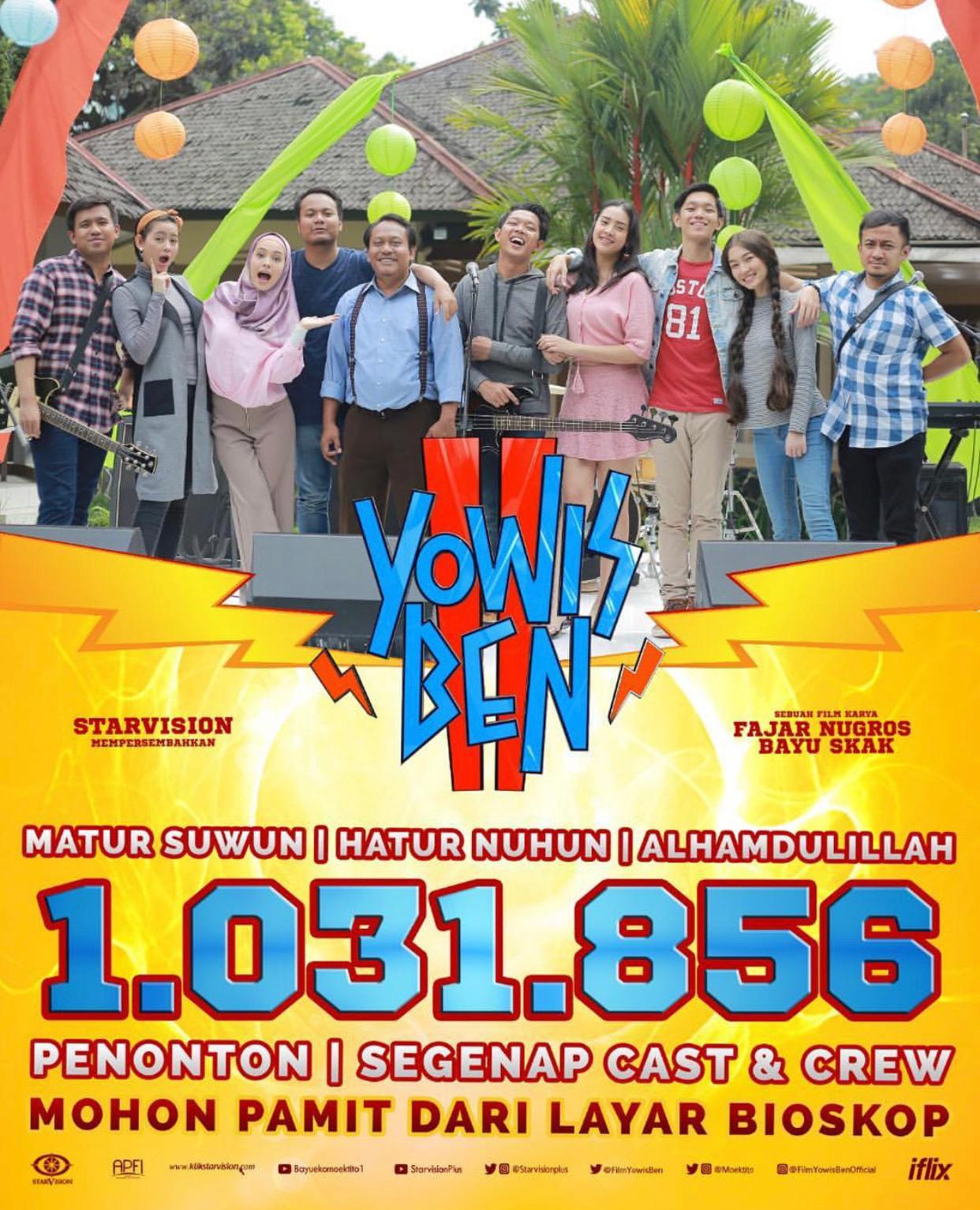 Indra Widjaya S Official Website Yowis Ben 2 Makam Ayah