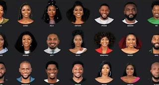 BBNaija 2019: Housemates Nominated For Eviction