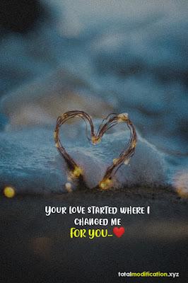 28+ Romantic whatsapp status | Love status with quotes