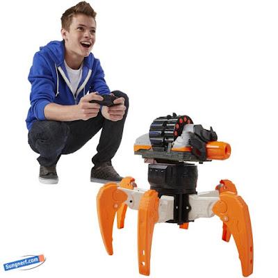 Nhện Robot Nerf 1