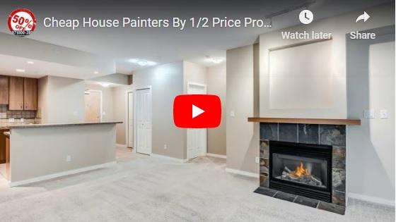 Cheap House Painters