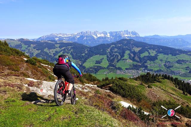 Biken in Kirchberg bei Kitzbühel
