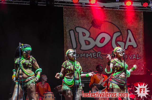 Femi Kuti, Iboga 2019