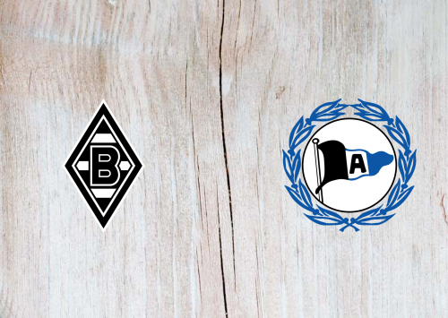 Borussia M'gladbach vs Arminia Bielefeld -Highlights 25 April 2021