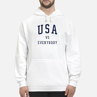 USA Vs Everybody Shirt 6