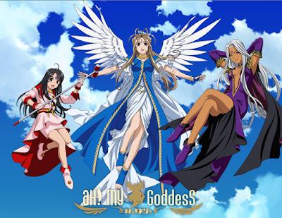 Hasil gambar untuk Aa! Megami-sama!