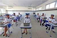 Colégio da PM é inaugurado