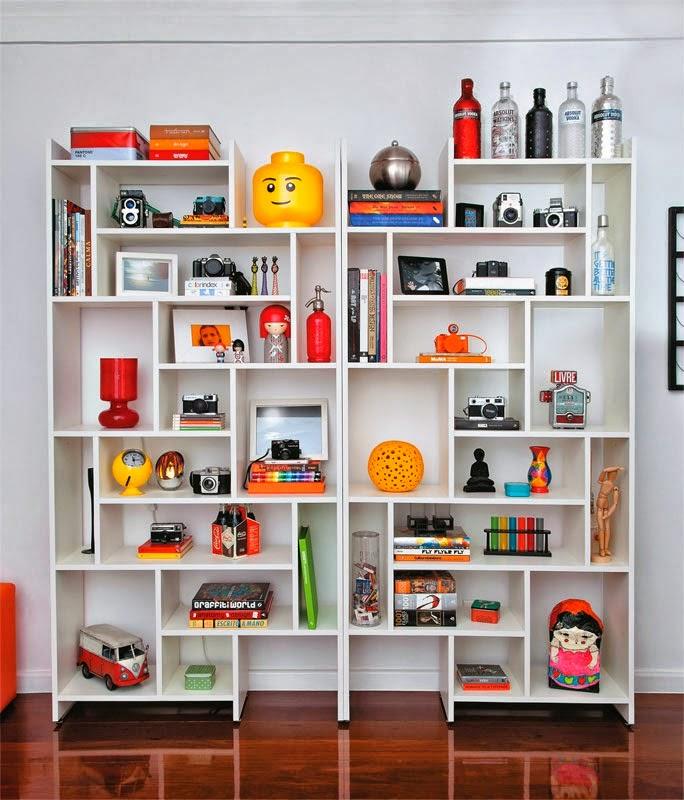 6fd628629 Nany Days: Inspire Decor: Prateleiras e estantes