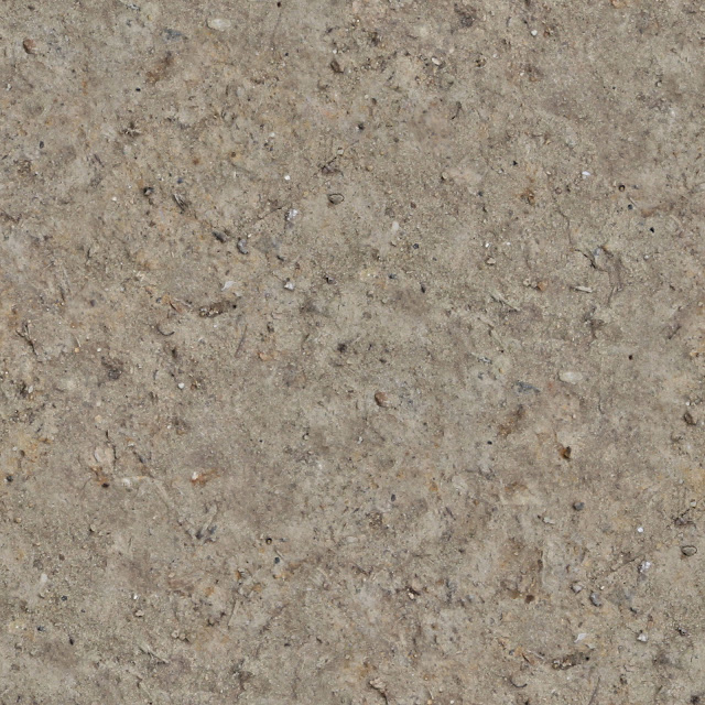 Seamless light dirt sand ground floor texture