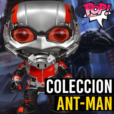 Lista de figuras funko pop de Funko POP Ant-Man