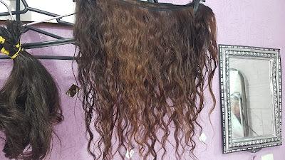venda de cabelos para mega hair