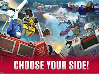 Transformers: Earth Wars Beta v0.25.0.11493 Apk