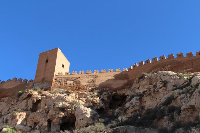 ROAD TRIP ANDALUZIA EST || DAY  4 - Almeria e Granada