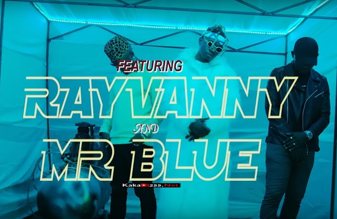 Nyandu Tozzy Ft Rayvannny & Mr Blue - Mawe