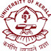 Admission on Distance Courses at Kerala University 2014-15