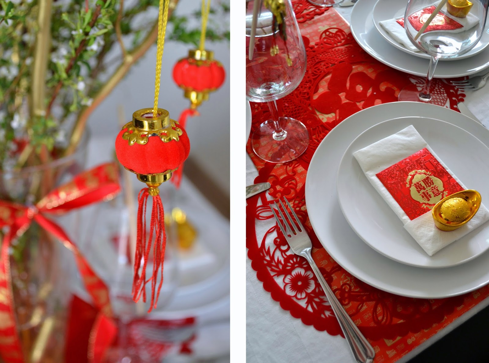 Julie Ann Events: Chinese New Year Dinner Party.