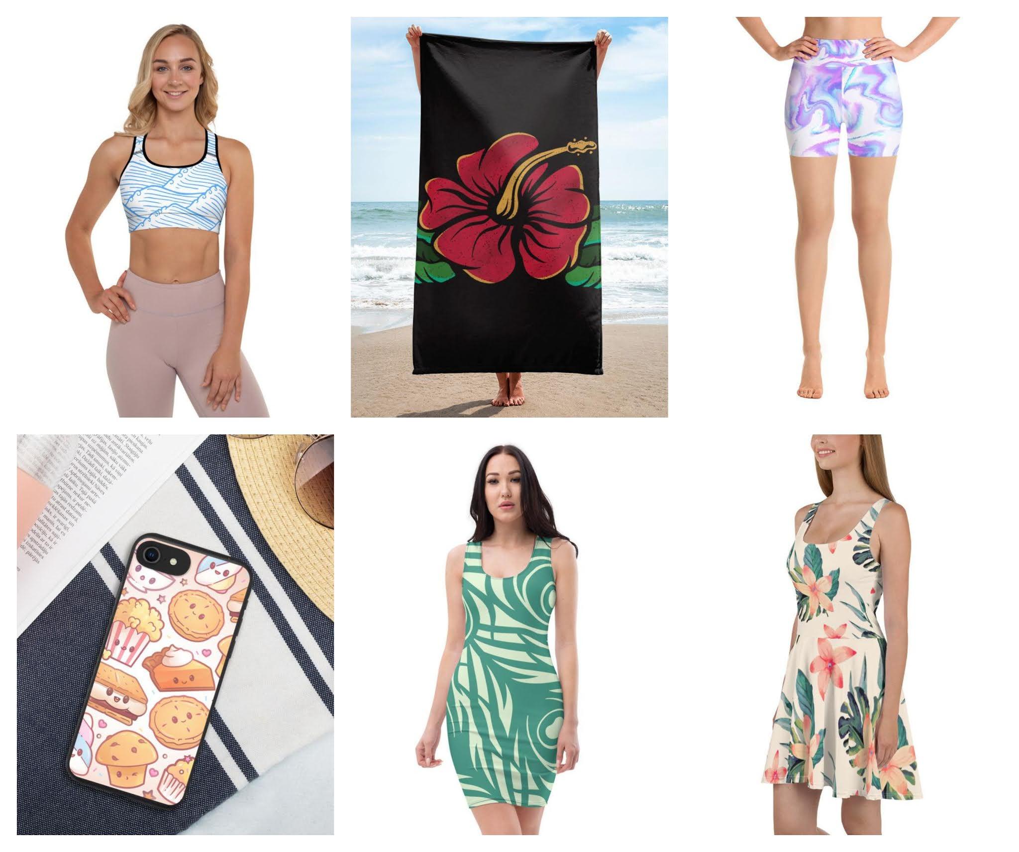 Trendy 2021 Swimwear and clothing
