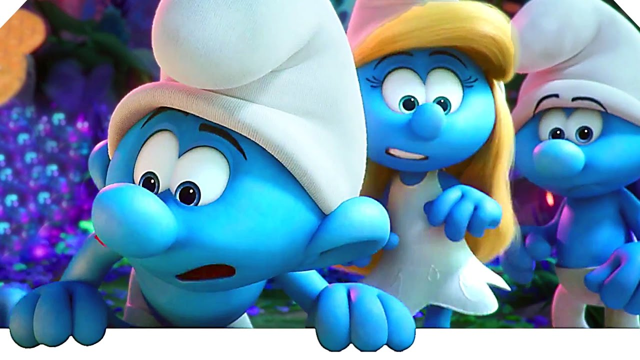 Smurfs: The Lost Village New international Teaser Trailer Released.