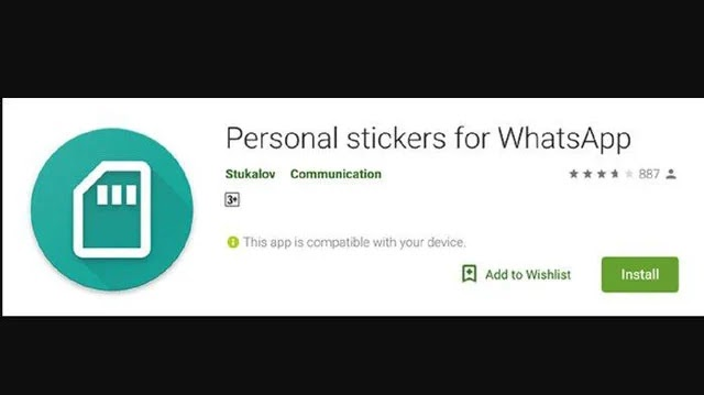 Personal Sticker for WhatsApp