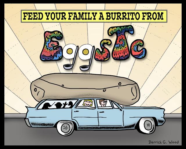 eggstc in queen creek arizona has huge and really good burritos!