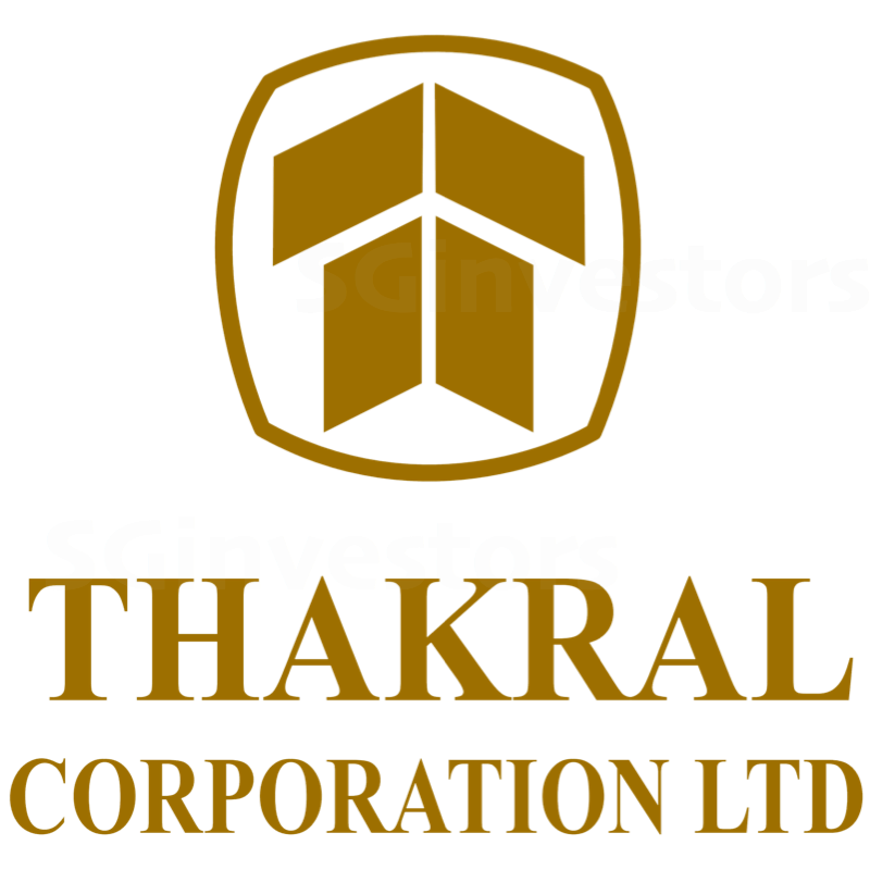 THAKRAL CORPORATION LTD (SGX:AWI) @ SGinvestors.io