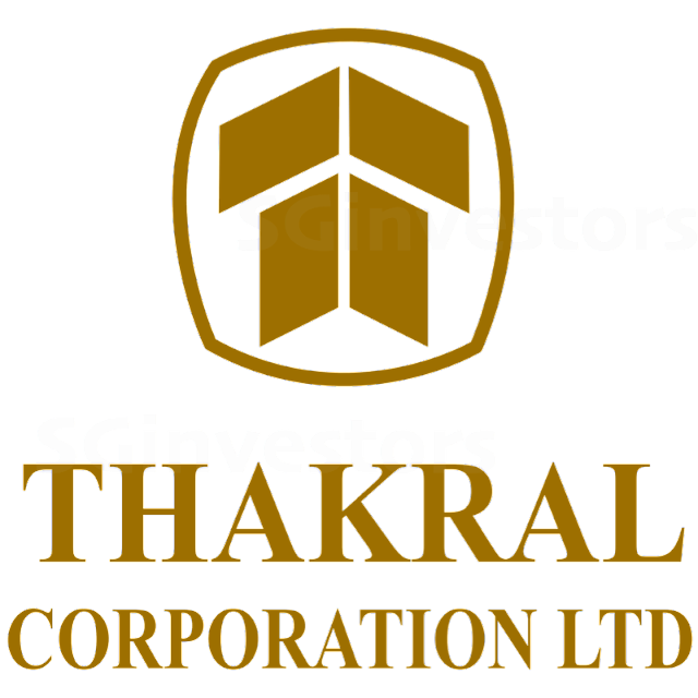 THAKRAL CORPORATION LTD (AWI.SI) @ SG investors.io