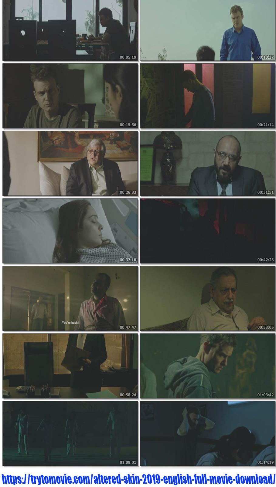 Altered Skin 2019 Full Movie Screenshot