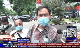 Munarman Beberkan Keanehan Hasil Rekonstruksi Penembakan 6 Laskar FPI di Tol Cikampek