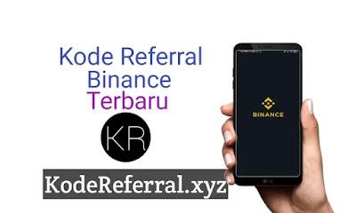 Kode refferal Binance adalah program referral yang memberikan cashback kepada pengguna baru binance yang mendaftar dengan menggunakan kode referral.