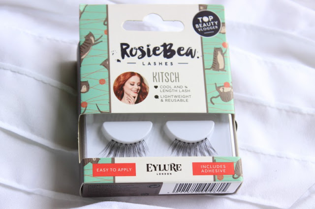 Eylure Rosie Bea Eyelash Collection Review