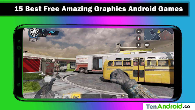 15 Best Free Android Games with Amazing Gameplay 2021