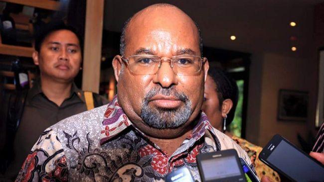 Gegara Hal Ini, Lukas Enembe Ancam Adukan Tito ke Jokowi