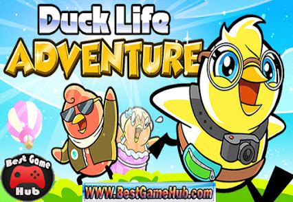 Duck Life Adventure Full Version PC Game Free Download