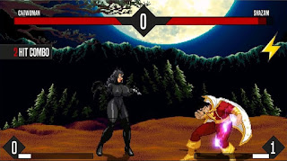 MUGEN MORTAL KOMBAT VC DC PC & ANDROID EXAGEAR