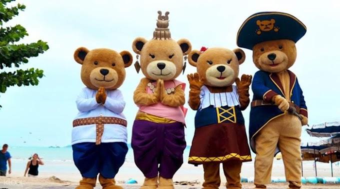 Bảo tàng gấu Teddy đầu tiên tại Đông Nam Á