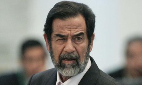 saddam husein salah satu pemimpin paling kejam