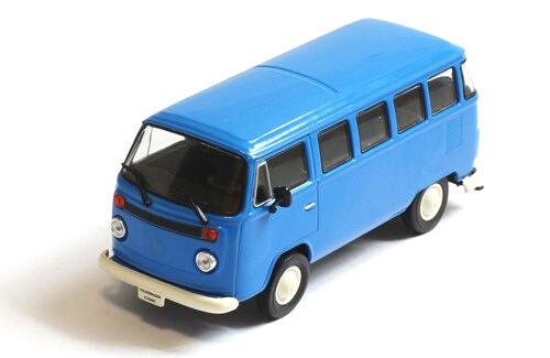 Volkswagen Kombi T2 autos inolvidables