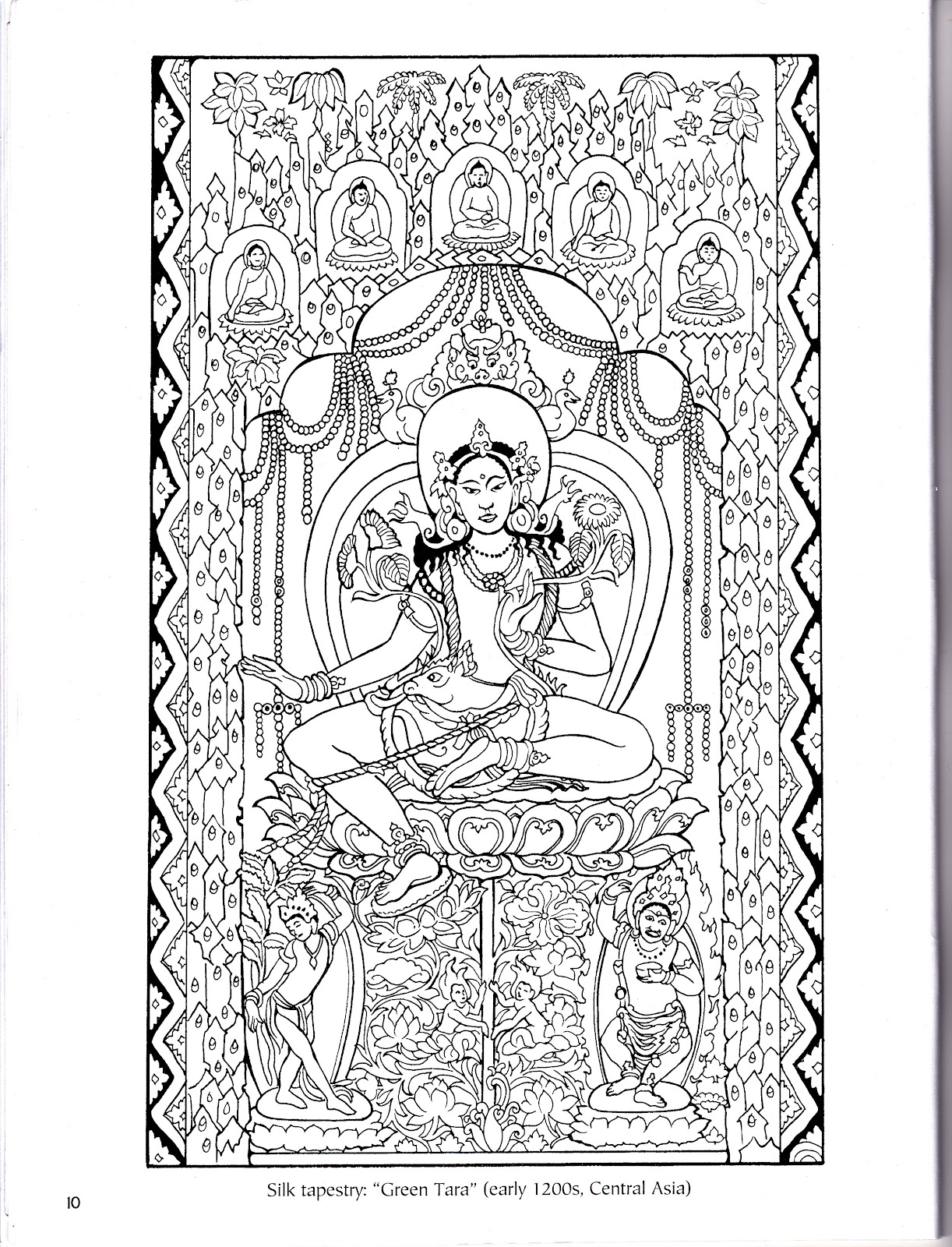 difficult coloring pages - photo#45
