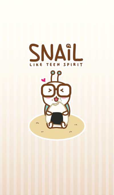 Snail like teen spirit
