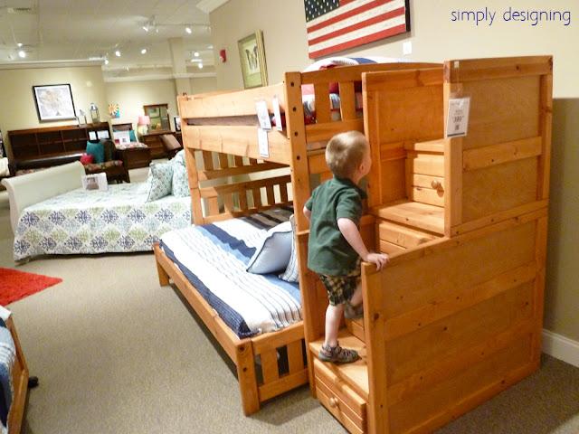 Huge Bunk Beds